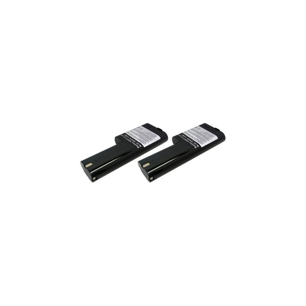 Replacement for Makita 632277-5 / 1210 2000mAh Power Tool Battery (2 Pack)