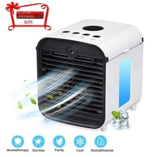 luckypet  Purifier Conditioner Air Cooler Filter Portable 3 Gear Speed