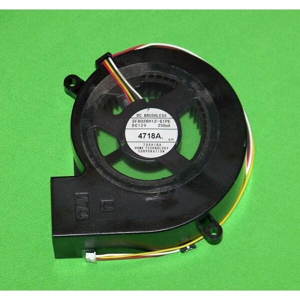 Epson Projector Intake Fan: PowerLite 1835,1850W, 1880, 905, 915W, 92, 93 95 96W