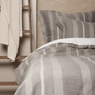 Link to Clemer Linen Cotton Duvet Cover Similar Items in Duvet Covers & Sets