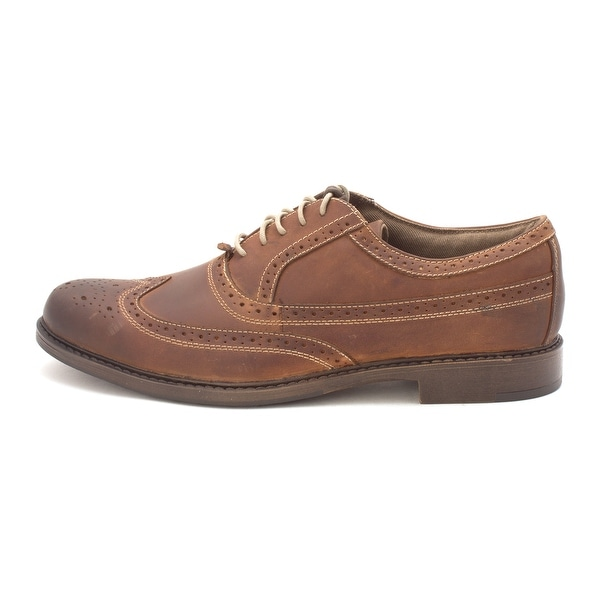 Chaps Mens Butler Lace Up Casual Oxfords - 12