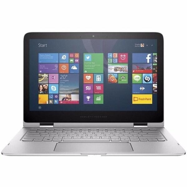 "Refurbished - HP Spectre 13-4005DX 13.3"" Touch Laptop Intel i7-5500U 2.4GHz 8GB 512GB W10"