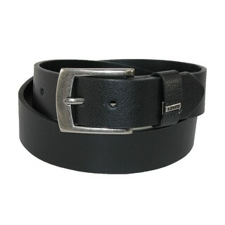 Levis Boys' Cut Edge 1 1/8 Inch Bridle Belt