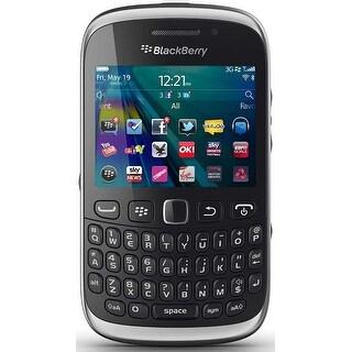 BlackBerry Curve 9320 Unlocked GSM Phone w/ Full QWERTY Keyboard - Black (Certified Refurbished)