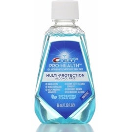 Crest Pro-Health Multi-Protection Mouthwash, Alcohol Free, Refreshing Clean Mint 1.22 oz