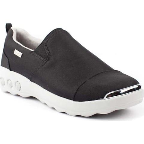 Therafit Women's Selena Lite Slip On Shoe Black Fabric