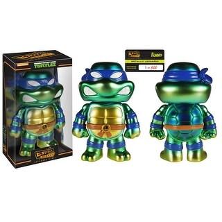 Teenage Mutant Ninja Turtles Hikari Metallic Leonardo Vinyl Figure - multi