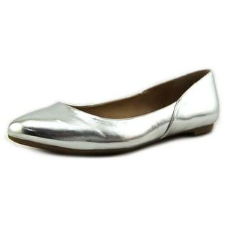 Alfani Maxxis Pointed Toe Synthetic Flats