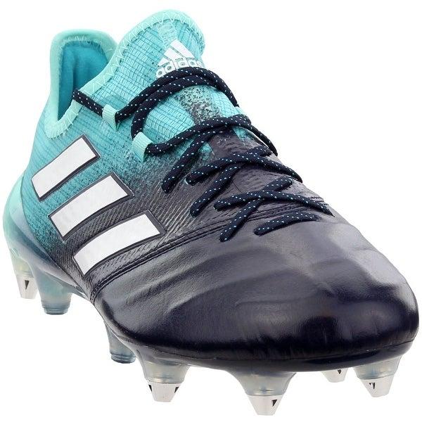 timeless design 37831 fb166 Shop Adidas Mens Ace 17.1 Soft Ground Leather Soccer ...