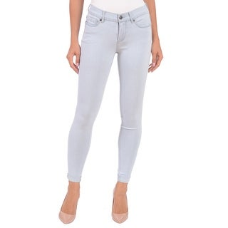 Lola Jeans Camille-BLC, Mid Rise Ankle With 4-Way Stretch