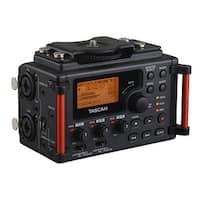 Tascam DR-60DmkII 4-Channel Portable Recorder for DSLR Filmmakers