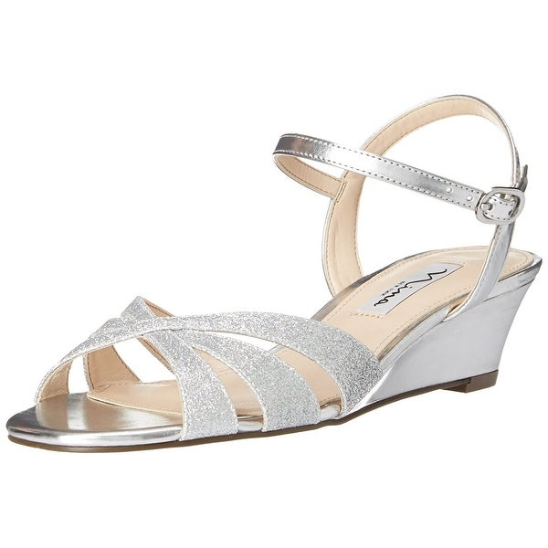 Nina Women's Fiameta-YF Wedge Sandal