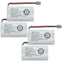 Replacement BT1007 (TL26602) Battery For Uniden DECT1363 / DECT1580-2 Phone Models (4 Pack)