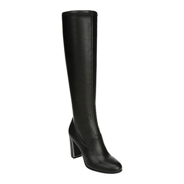 Sarto By Franco Sarto Women's Everest Tall Boot Black Supreme Nappa Synthetic by Generic