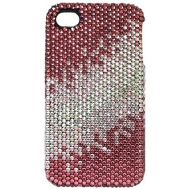 Crystal Icing Select Crystal Bling Case for Apple iPhone 4/4S - Fade Pink