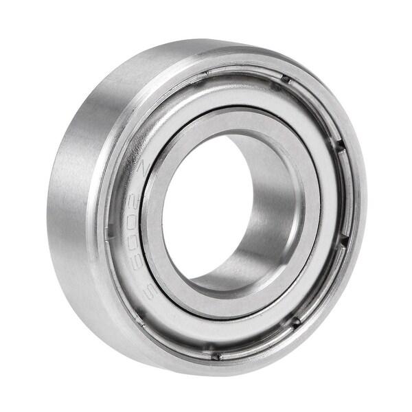 S6002ZZ Stainless Steel Ball Bearing 15x32x9mm Double Shielded 6002Z Bearings - 1 Pack - S6002ZZ (15*32*9)