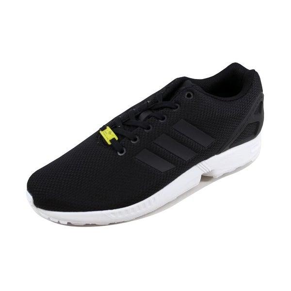 Adidas Men's ZX Flux Black/Black-White M19840