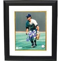 Steve Garvey signed Los Angeles Dodgers 8x10 Photo Custom Framed 4X Gold Glove
