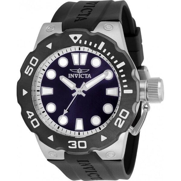 Invicta Men's 30720 'Pro Diver' Silicone Watch. Opens flyout.