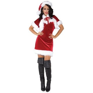 UR298SM Morris Costumes Merry Holiday Adult,Small,4-6