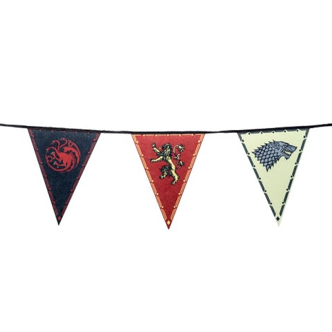 Game of Thrones Party Banner