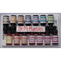 Dr. Ph. Martin's - Radiant Concentrated Watercolor - Amber Yellow