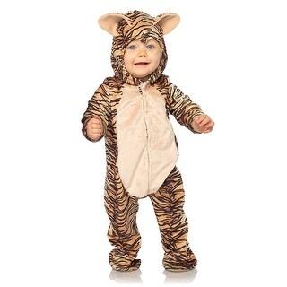 Anne Geddes Baby Tiger Toddler Costume - Brown