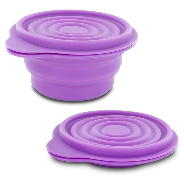Shop BPA-Free 1.5 Cup Collapsible Silicone Container with