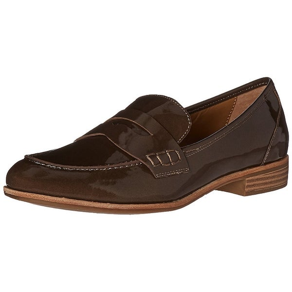 G.H. Bass & Co. Women's Emilia Pointed Toe Flat - 8