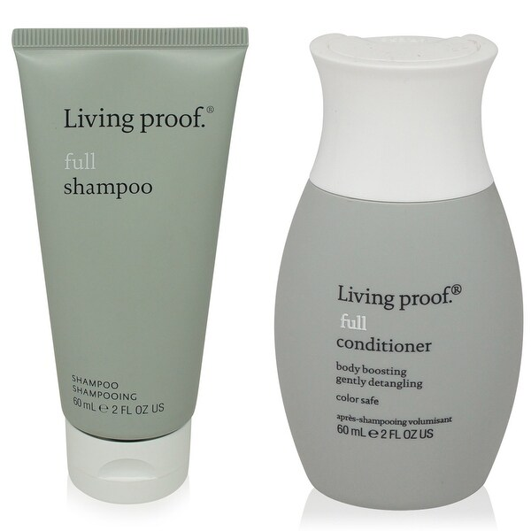 Living Proof Full Shampoo and Full Conditioner Travel Size Combo