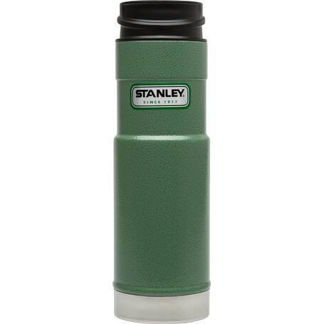 Stanley 10-01569-001 Classic One Hand Vacuum Mug, 12 Oz.