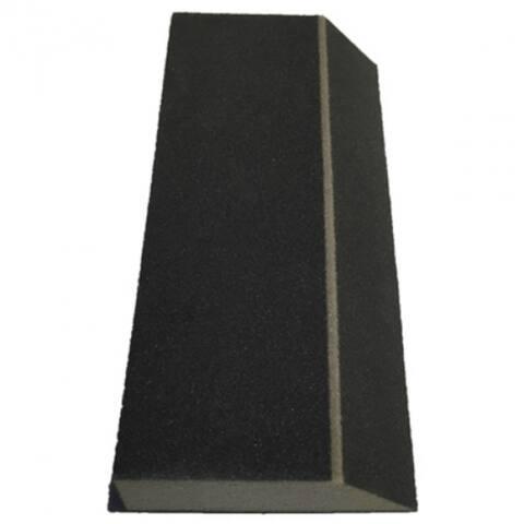 "Gator 7127 Single Angle Drywall Sanding Sponge, Fine Grit, 8"""
