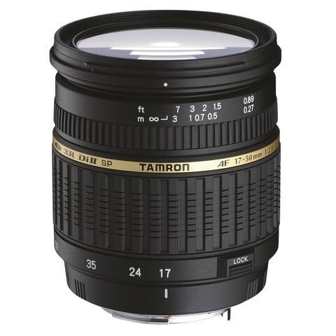 Tamron SP AF 17-50MM F/2.8 XR Di II LD Aspherical (IF) for Sony (Model A16) - International Version (No Warranty)