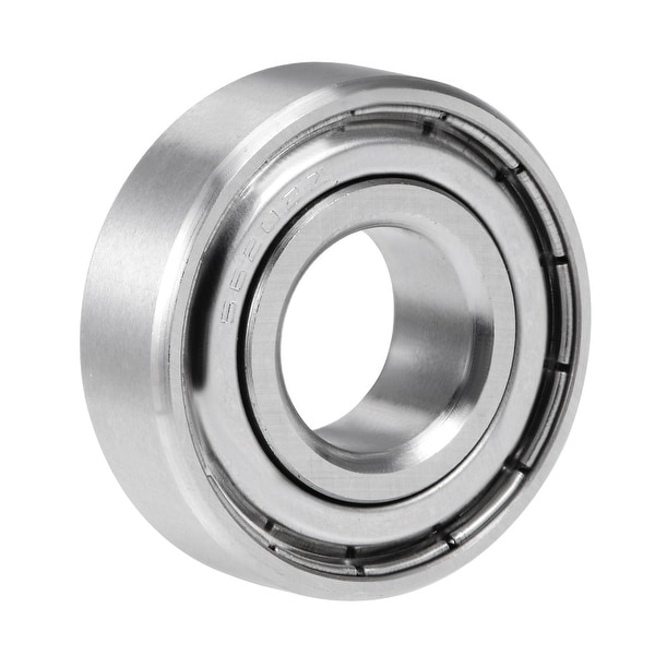 S6202ZZ Stainless Steel Ball Bearing 15x35x11mm Double Shielded 6202ZZ Bearings - 1 Pack - S6202ZZ (15*35*11)