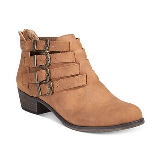 American Rag Womens Darie Closed Toe Ankle Fashion Boots - 10