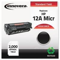 Innovera Remanufactured MICR Toner Cartridge 2612MICR Remanufactured Toner