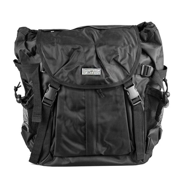 Rugged Kecci Voyager Sling Diaper Bag Daddybag Backpack 20400 - 17.0 in. x 20.0 in. x 6.0 in.