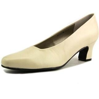Mark Lemp By Walking Cradles Vicki  W Round Toe Leather  Heels