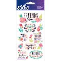 Friends - Sticko Stickers