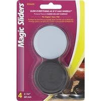 "Magic Sliders 2-3/8"" Concave Slider"