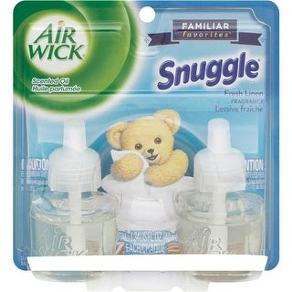 Reckitt & Benckiser 2Pk Airwick Snug/Frshlin 6233882291 Unit: EACH