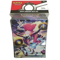 Hoopa Unblound Deck Box with Two Dividers for Pokemon Trading Cards