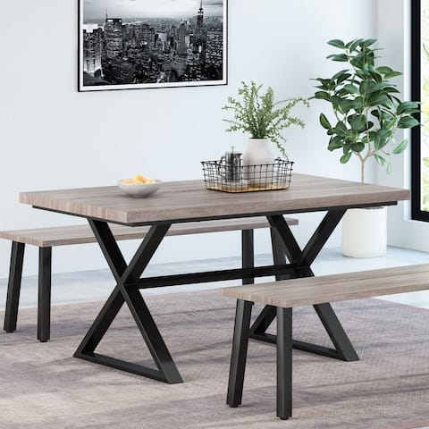 Americus Indoor Dining Table by Christopher Knight Home