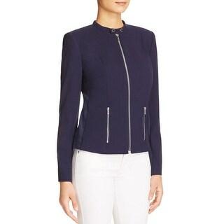 Calvin Klein Womens Jacket Twill Internal Liner
