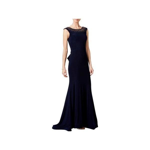 edb180f55f Shop Xscape Womens Evening Dress Ruffle Formal - Free Shipping Today -  Overstock - 24126826