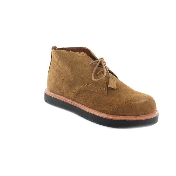 Mia Heritage Camryn Women's Boots Tan Suede