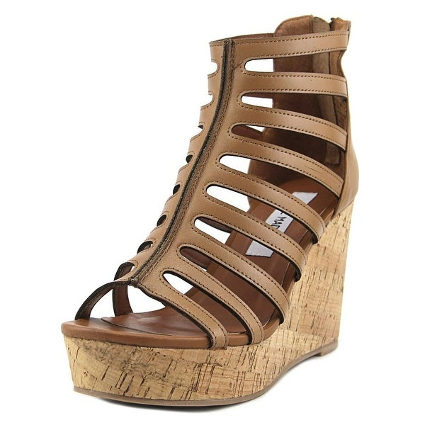 b508c2953b4 Shop Steve Madden Nilou Tan Sandals - Ships To Canada - Overstock.ca ...