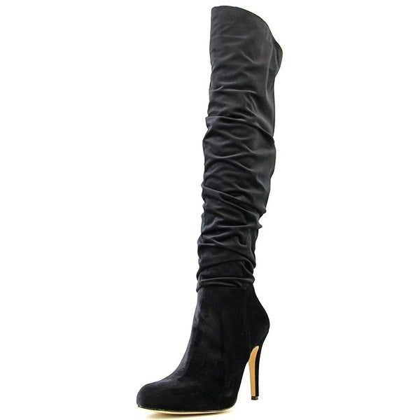 I.N.C Women's Thalis Over the Knee Heeled Boots