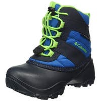 Kids Columbia Girls Rope Tow Ankle Bungee Snow Boots