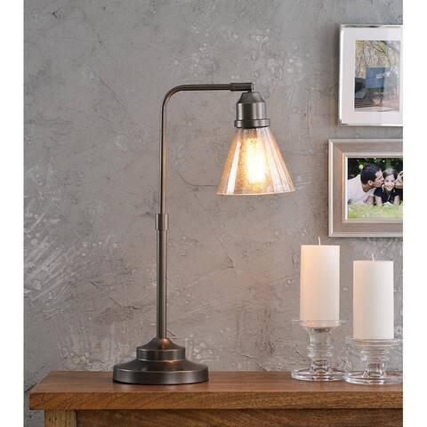 Levi 22-inch Desk Lamp - Warm Bronze